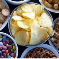 Salados, Frutos Secos y Golosinas Consumibles Vending