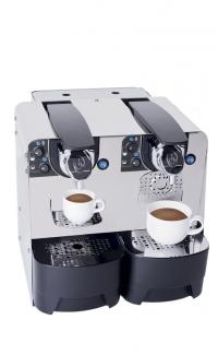 Cafetera Profesional Double Cap Arabo