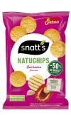 Consumible Vending Snatt´s Natuchips Barbacoa